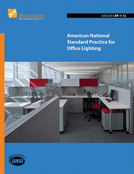 American National Standard Practice For Office Lighting