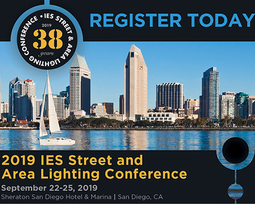 2019 IES Street and Area Lighting Conference