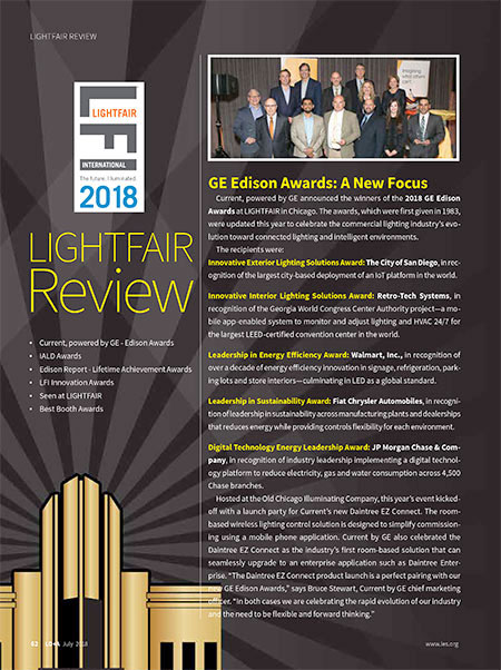 2018 Lightfair Review